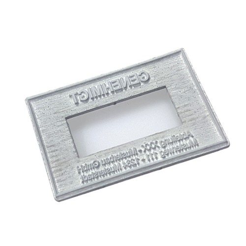 Replacement text plate Trodat date stamp 4731 (incl. ink pad 6/4931)