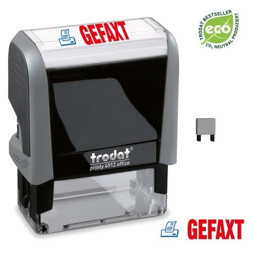 Trodat Office Printy 4912 'GEFAXT'