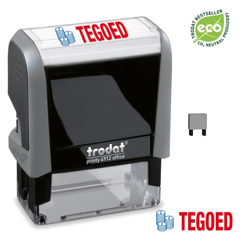 Trodat Office Printy 4912 'TEGOED'